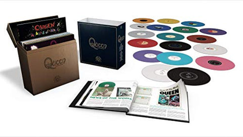 Queen Queen Studio Collection 8LP 0602547202888 Worldwide