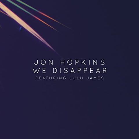 Hopkins Jon We Disappear [12 VINYL] LP 0887829059514