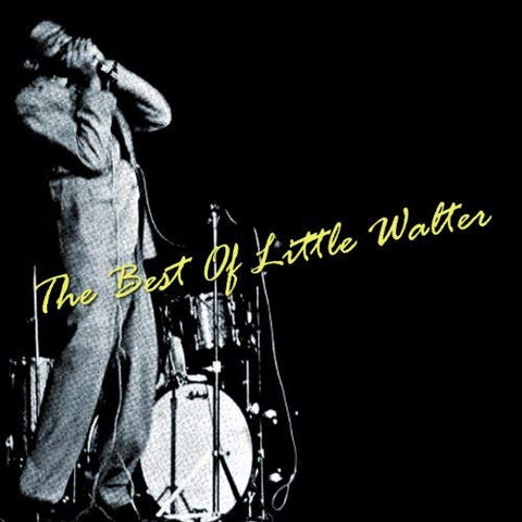 Little Walter Best of Little Walter LP 0889397219444