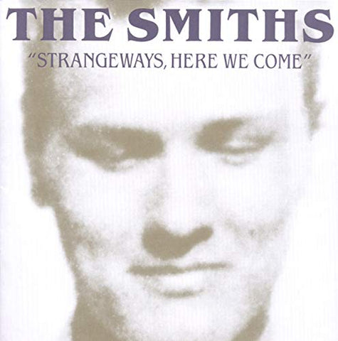 The Smiths Strangeways Here We Come LP 0825646658794