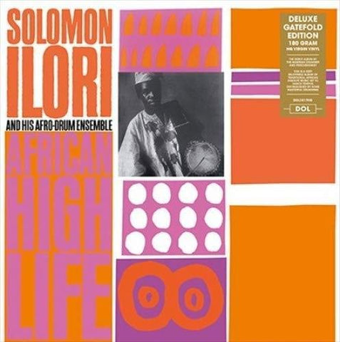 Solomon Ilori And His Afro-Drum Ensemble African High Life -