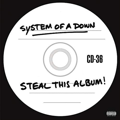 System Of A Down Steal This Album! 2LP 0190758656212
