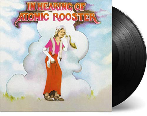 Atomic Rooster In Hearing Of (Gatefold Sleeve) [180 gm