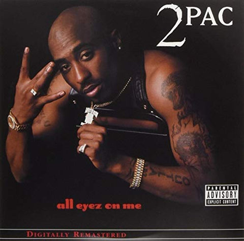 Tupac All Eyez On Me (Explicit) (2lp) 4LP 0728706309714