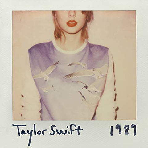 Taylor Swift 1989 2LP 0602547092687 Worldwide Shipping