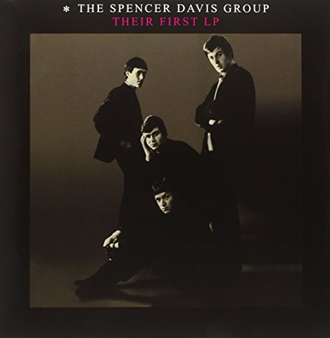 Spencer Davis Group Their First Lp LP 0889397603373