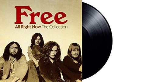 Free All Right Now: The Collection LP 0602577171888