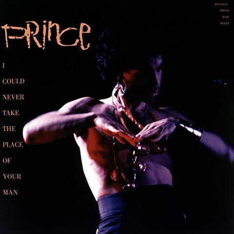 Prince I Could Never Take the Place of Your Man / Hot Thing