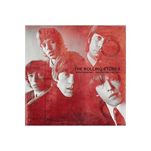 Rolling Stones Radio Sessions Vol 1 1963-1964 2LP