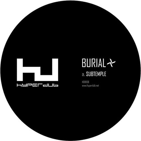 Burial Subtemple / Beachfires 12 5055300386793 Worldwide