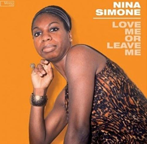 Nina Simone LOVE ME OR LEAVE ME - VINYLBAG LP 3596973648969