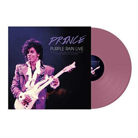 Prince Purple Rain Live: His Classic Album Performed Live In