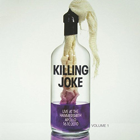 Killing Joke Live at the Hammersmith Apollo LP 0803341444386