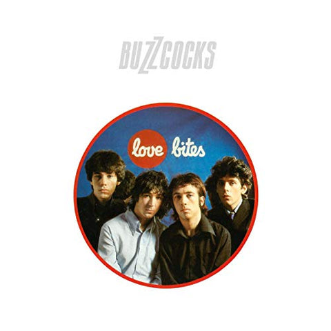 Buzzcocks Love Bites LP 0887830012713 Worldwide Shipping