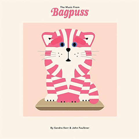 Sandra Kerr & John Faulkner The Music from Bagpuss (Coloured