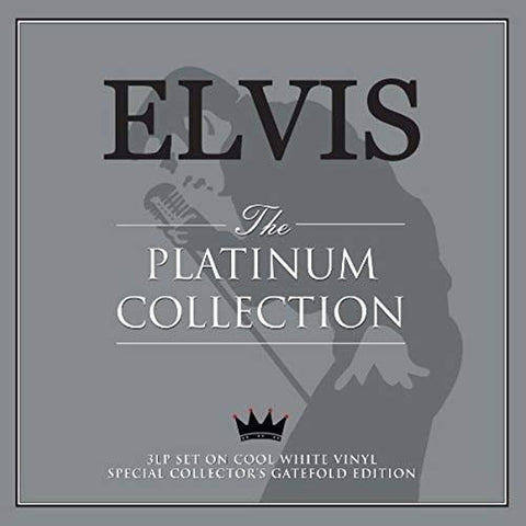 Elvis Presley The Platinum Collection [3LP White Vinyl] 3LP