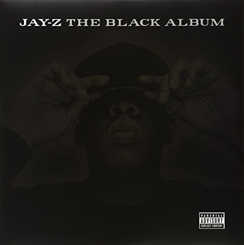 JAY-Z THE BLACK ALBUM 2LP 0602498611234 Worldwide Shipping