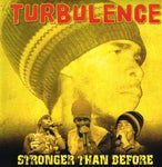 Turbulence Stronger Than Before LP 5060130070439 Worldwide