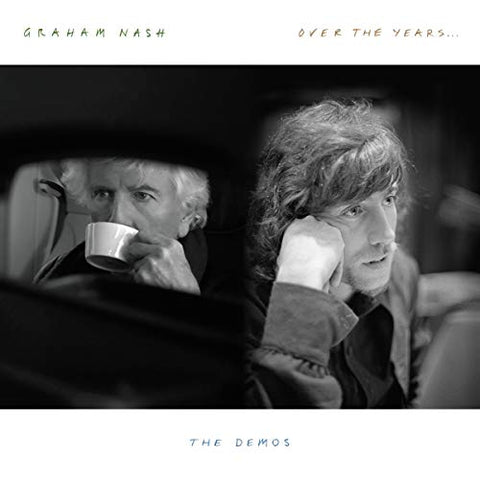 Graham Nash Over The Years... The Demos LP 0603497856169