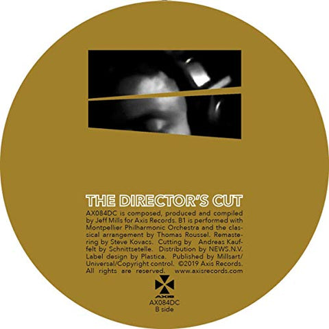 Jeff Mills The Director's Cut Chapter 6 LP 5414165112372