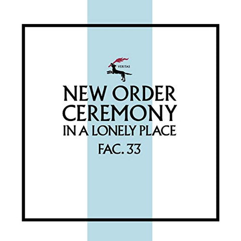 New Order Ceremony (Version 2) [2018 Remaster] LP