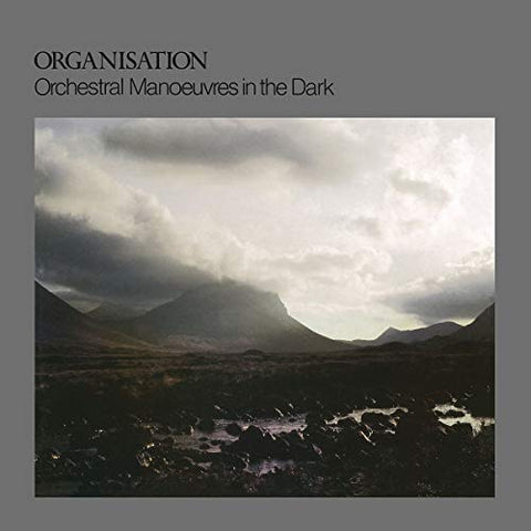 Orchestral Manoeuvres In The Dark Organisation LP