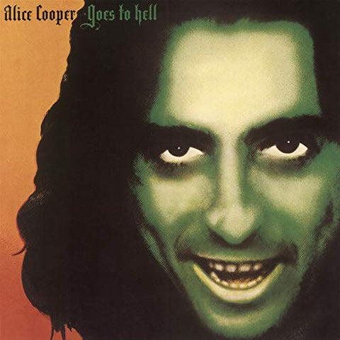 Alice Cooper Alice Cooper Goes To Hell LP 0603497858859