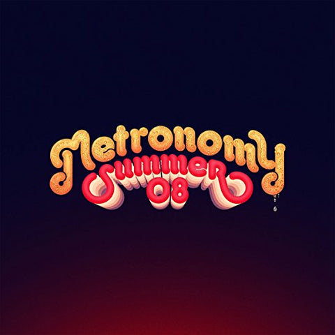 Metronomy Summer 08 [VINYL + CD] LP 5060421564944 Worldwide