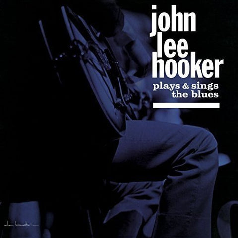 John Lee Hooker John Lee Hooker Plays And Sings The Blues LP