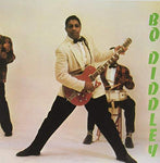 Bo Diddley Bo Diddley LP 0889397219369 Worldwide Shipping