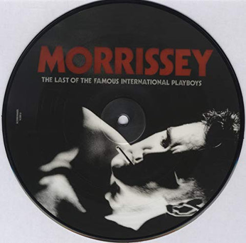Morrissey The Last of the Famous International Playboys [7