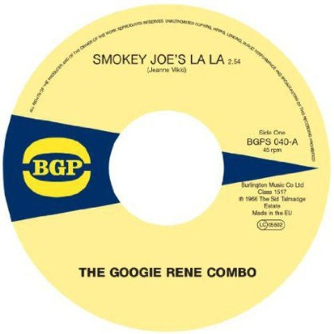 Googie Rene Combo / Jack Mcduff Smokey Joe's La La / Hot
