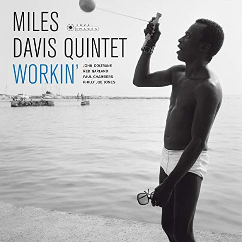 Miles Davis Workin´ LP 8437016248010 Worldwide Shipping
