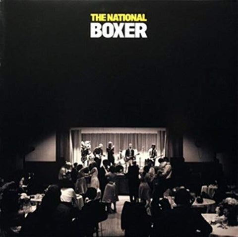 The National Boxer LP 0607618025212 Worldwide Shipping