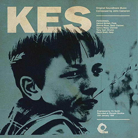 John Cameron Kes - The Original Soundtrack LP 0666017331119