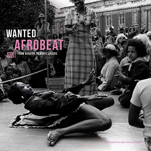 Various Artists WANTED AFROBEAT LP 3596973483867 Worldwide