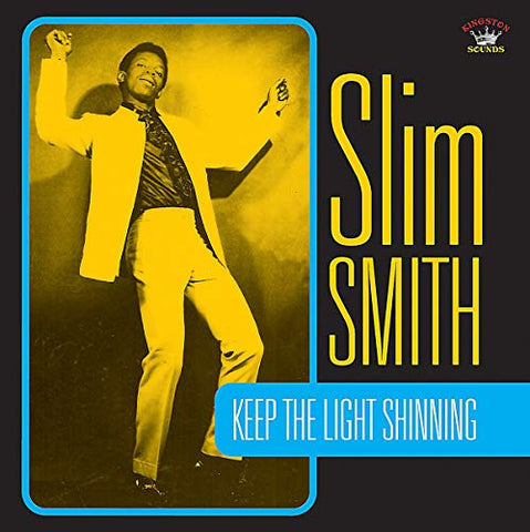 Slim Smith Keep The Light Shining LP 5060135761639 Worldwide