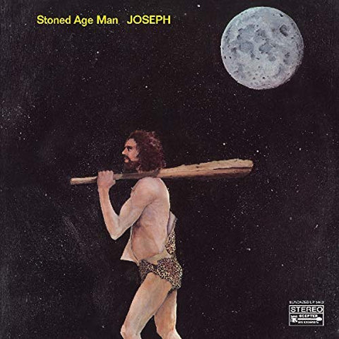 Joseph Stoned Age Man (Gold Vinyl) LP 0090771408211