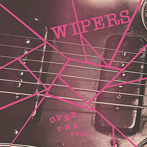 Wipers Over The Edge LP 0751937437215 Worldwide Shipping