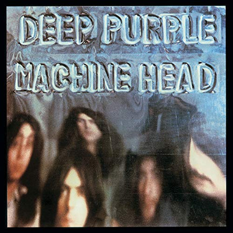 Deep Purple Machine Head LP 0600753635827 Worldwide Shipping