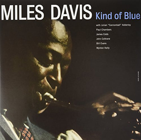 Miles Davis Kind of Blue (180-gram DOL Version) LP