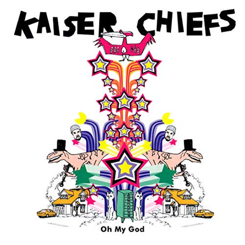 Kaiser Chiefs Oh My God [7 VINYL] LP 0602577035128 Worldwide