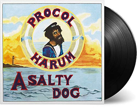 Procol Harum A Salty Dog [180 gm vinyl] LP 8719262002913