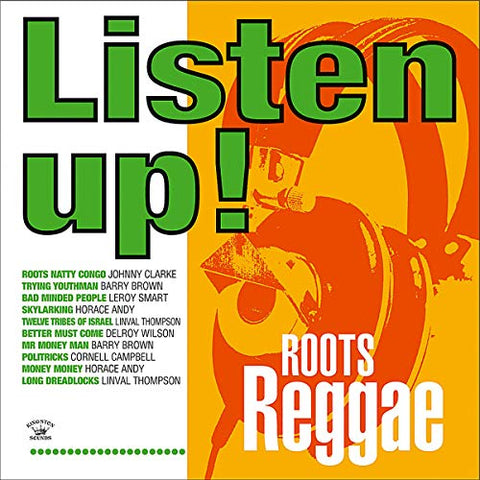 Various Listen Up - Roots Reggae LP 5060135761028 Worldwide