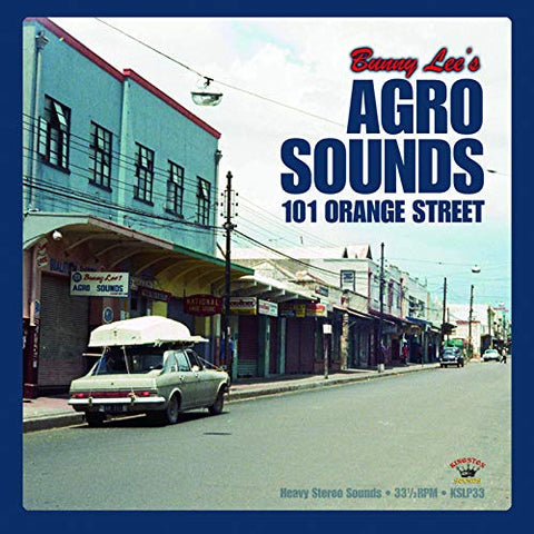 Various Agro Sounds 101 Orange Street LP 5060135761523