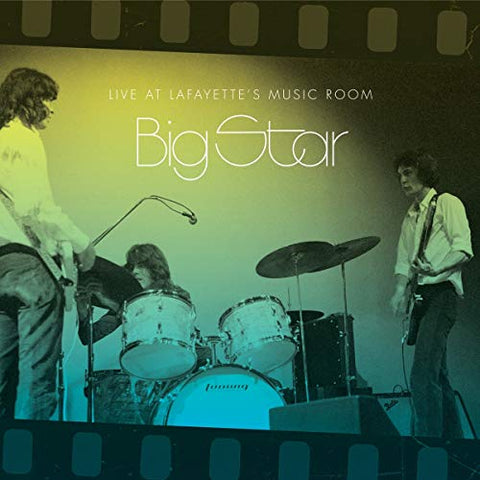 Big Star Live At Lafayette's Music Room-Memphis TN 2LP
