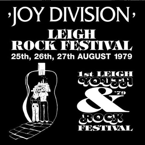 Joy Division Leigh Rock Fest 79 LP 0811792010098 Worldwide