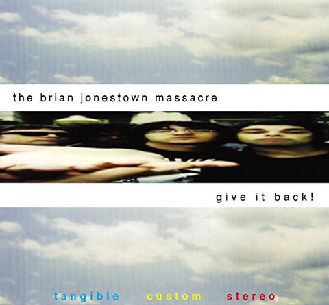 Brian Jonestown Massacre Give It Back! 2LP 5055300359247