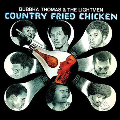 Bubbha Thomas & The Lightmen Country Fried Chicken 2LP