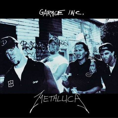Metallica Garage Inc - 3LP 3LP 0600753329597 Worldwide